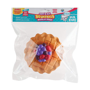 Soft'N Slo Squishies Jumbo Sweet Shop Berry Pie Scented Squeeze Toy