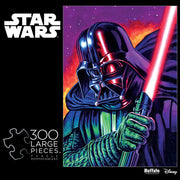 Buffalo Games Star Wars Darth Vader 300 Large Piece Jigsaw Puzzle