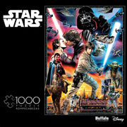 "Buffalo Games Star Wars ""You'll Find I'm Full of Surprises"" 1000 Piece Jigsaw Puzzle"