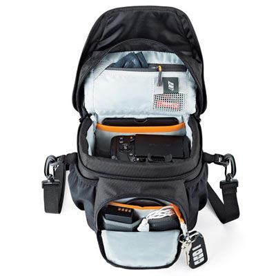 Lowepro Nova SH 160 AW II - Black