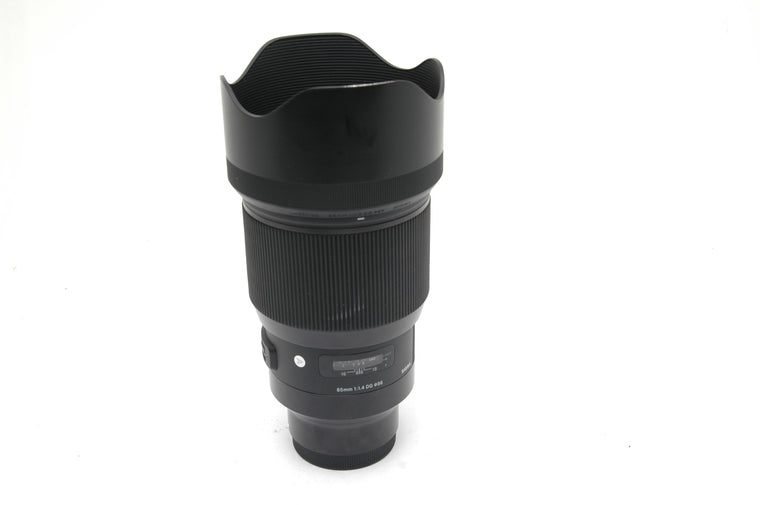 Used Sigma 85mm f/1.4 DG HSM ART - Sony FE Fit