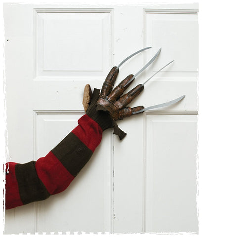 A Nightmare on Elm Street Freddy Krueger Doorknocker