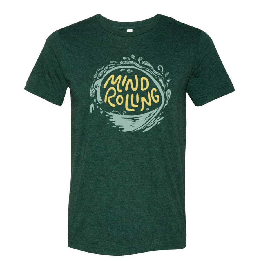 Mindrolling Tee Emerald (Men's)