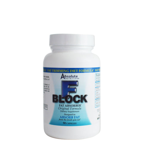 F Blocker Fat Absorber 90ct