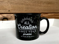 All Creation Campfire Mug