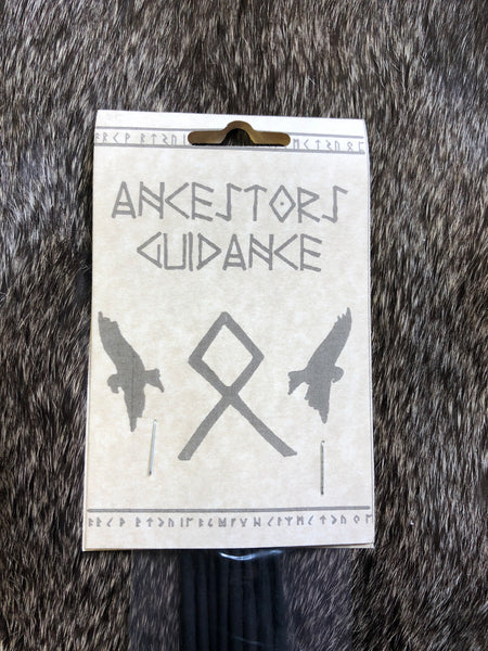 Ancestor's Guidance Incense