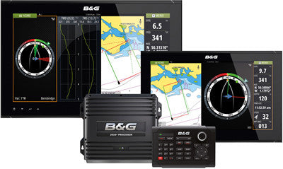 B&G-000-12236-001-ZEUS² 16 Glass Helm Pack: Includes Glass Helm processor with global basemap, ZM16-T Monitor, ZC1 Remote, ZG100 GPS antenna and dash mount chart card reader.