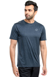 Dry Tech Light Running & Training Tshirt - Anthra Black
