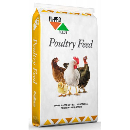 HI-PRO FEEDS® ProForm Poultry Feed Classic Hen Scratch 20 KG Bag