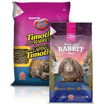 MARTIN little friends™ Timothy Adult Rabbit Food