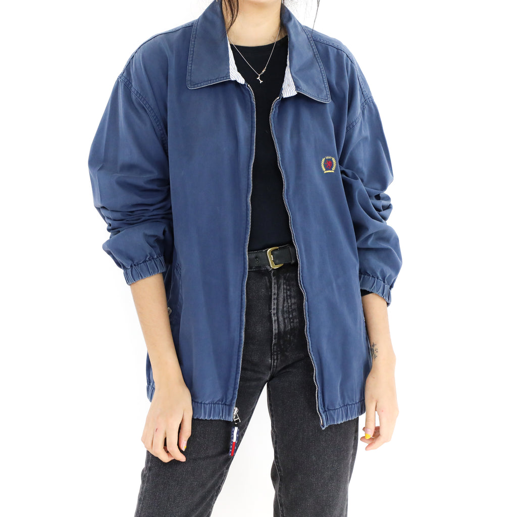 Blue Tommy Hilfiger Jacket