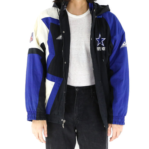 Dallas Cowboys Hooded Bomber