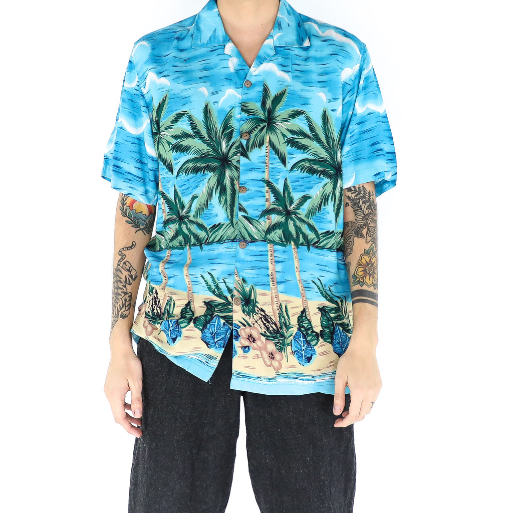 Perfect Blue Day Shirt