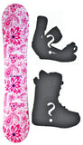 140cm Airwalk Island Camber Womens Snowboard, Build a Package with Boots and Bindings.