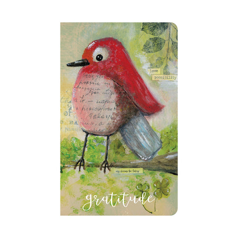 Spring Red Bird Journal