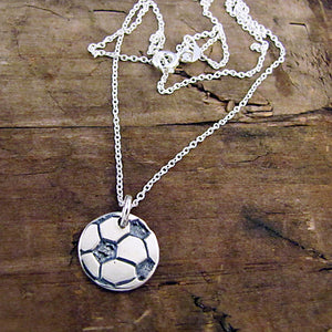 soccer player charm love to play