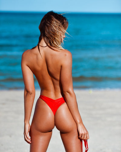 BARBADOS BOTTOM - RIBBED
