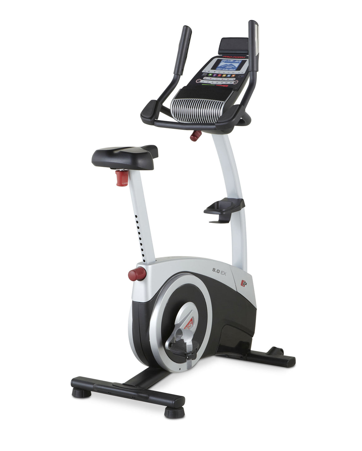 Pro Form 8.0 EX Upright Exercise Bike - Indoor Cyclery