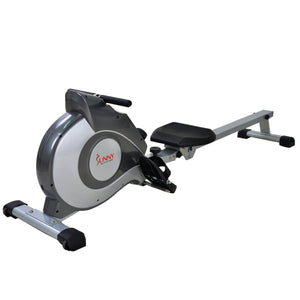 Sunny Health & Fitness SF-RW5515 Magnetic Rowing Machine - Indoor Cyclery