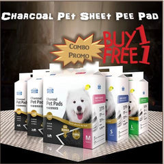 Anti-Bacterial Anti-Slip Leakproof Pets Pet Pee Pad Dog Activated Carbon