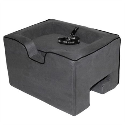 Booster Seat - Single - Grey