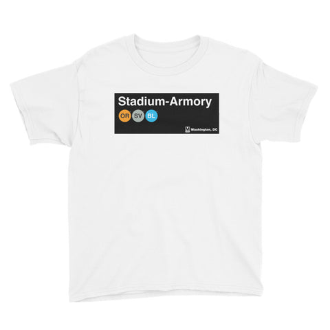 Stadium Armory Youth T-Shirt