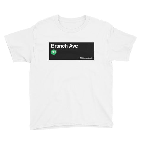 Branch Ave Youth T-Shirt