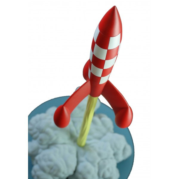 RESIN COLLECTIBLE: Icons - Take Off Rocket