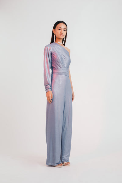 Serenade Pleated Jumpsuit - Bhaavya Bhatnagar