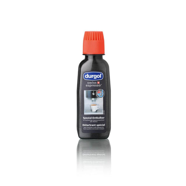 Durgol Swiss Espresso Cafissimo Decalcifier (2x125ml Bottles)