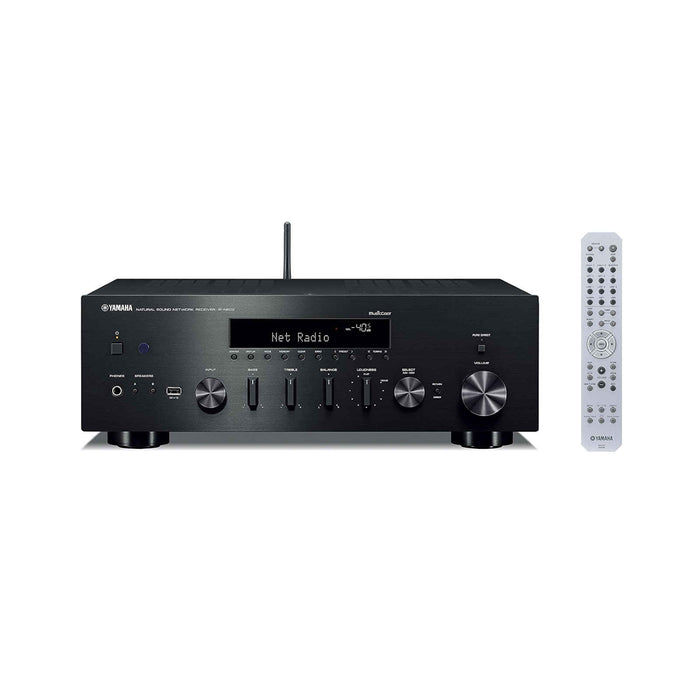 Yamaha R-N602 Network Stereo Receiver with Wi-Fi, Bluetooth and MusicCast