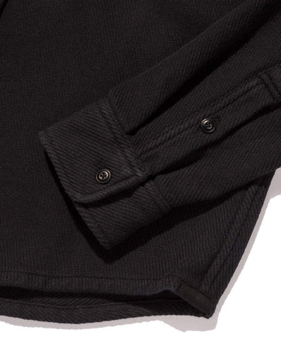 Outerknown - Blanket Shirt - Pitch Black