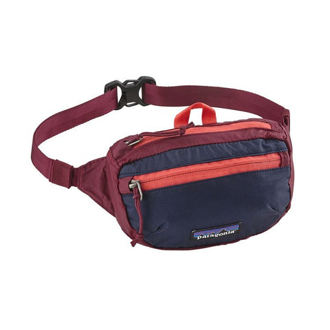 Patagonia - Lightweight Travel Mini Hip Pack 1L - Arrow Red