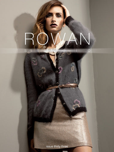 Rowan Studio Issue 33 Pattern Book