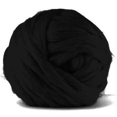 Paradise Fibers Acrylic Jumbo Yarn - Charcoal - 7lb Special for Arm Knitted Blankets (VEGAN)-Fiber-Paradise Fibers