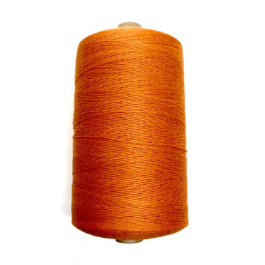 Bockens 8/2 Cotton Yarn - Orange-Weaving Cones-Paradise Fibers