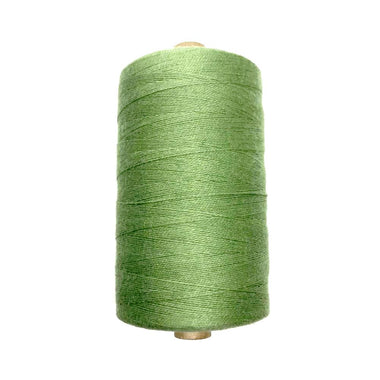 Bockens 8/2 Cotton Yarn - Medium Olive Green-Weaving Cones-Paradise Fibers