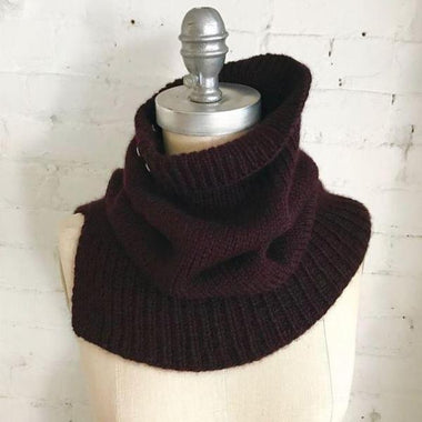The Cooler Side of Warm Cowl Kit-Kits-Paradise Fibers