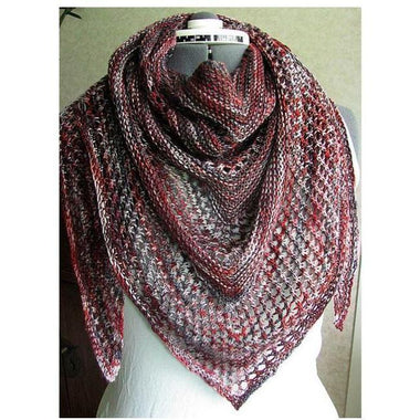 Reyna Shawl Kit Featuring Malabrigo Mora Yarn-Kits-Paradise Fibers