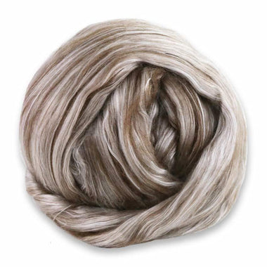 Paradise Fibers 50/50 Yak/Mulberry Silk Blend-Fiber-Paradise Fibers