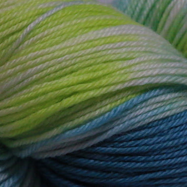 Paradise Fibers SweetGeorgia Bulletproof Sock Yarn - Mirror Pond