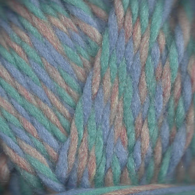 Paradise Fibers Lamb's Pride Superwash Bulky Granite Stream