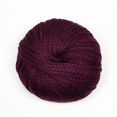 Juniper Moon Farm Fourteen Yarn - Bordeaux Petal-Yarn-Paradise Fibers