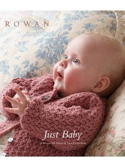 Rowan Just Baby Knitting Pattern Book