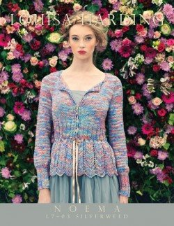 Louisa Harding Silverweed Cardigan Pattern