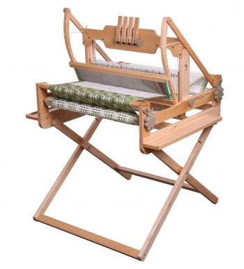 Ashford 4 and 8 shaft Table Loom Stands (with optional treadle kit)-Loom Accessory-Paradise Fibers