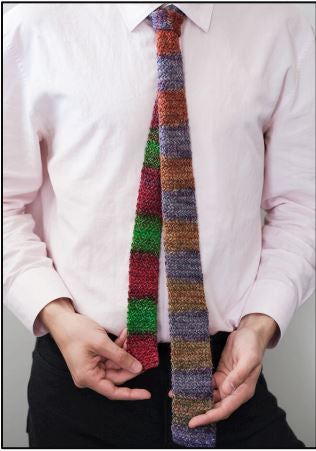 Woven Stitch Tie Kit-Kits-Paradise Fibers