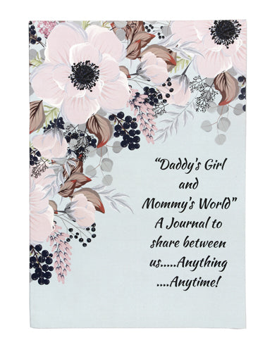 Shared Journals - Daddy's Girl Mommy's World