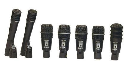 Superlux DRK-A5C2 Extended 7 Mic Set - 1to1 Music