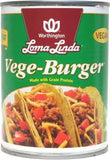 Vege-Burger-19 oz